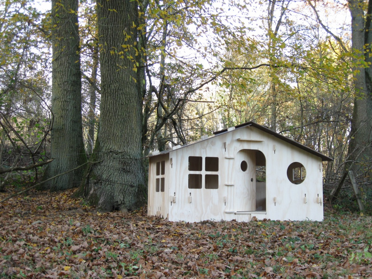 Cabane chalet mathy by bols - Chalet ontwikkeling ...
