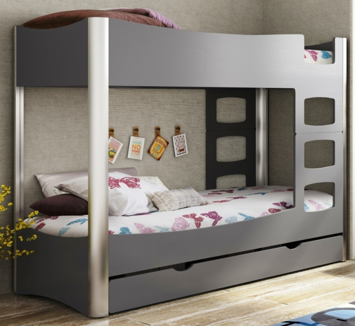 Fusion Pull Out Bed Drawers Mathy By Bols