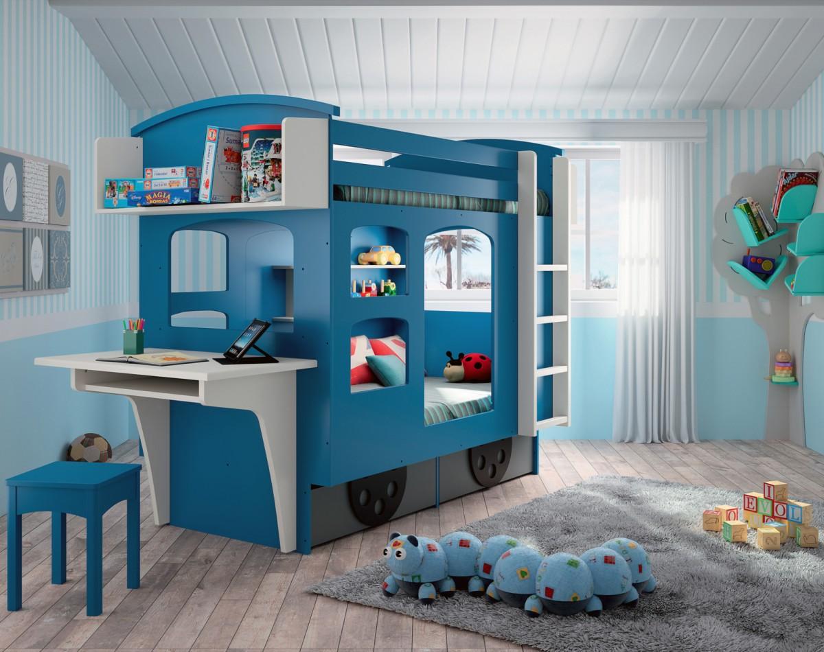 lit wagon mathy by bols. Black Bedroom Furniture Sets. Home Design Ideas