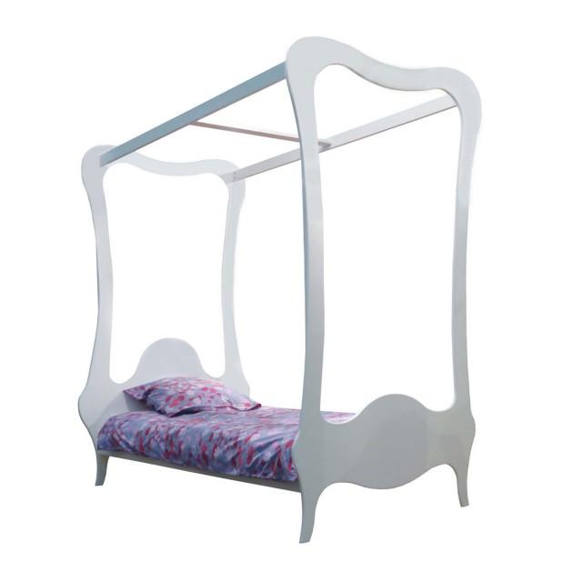 lit baldaquin volute mathy by bols. Black Bedroom Furniture Sets. Home Design Ideas