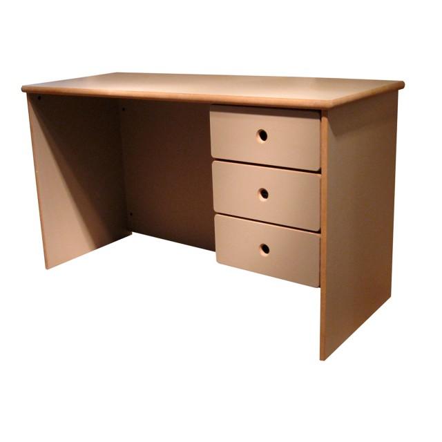 De tiroir bureau hjh office bureau table nero noir verre - Caisson bureau conforama ...