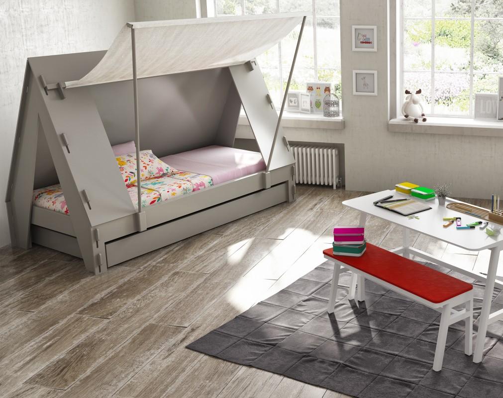 lit tente mathy by bols. Black Bedroom Furniture Sets. Home Design Ideas