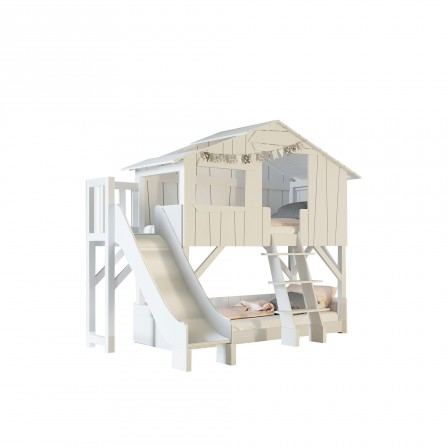 Treehouse Beds Slides Mathy By Bols